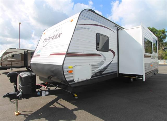 New 2015 Heartland Pioneer BH270 Travel Trailer For Sale